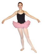 Hairbows Unlimited Teen or Adult Organza Ballet Tutu Girls