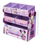 Disney Multi-Bin Toy Organiser, Minnie Mouse by Disney