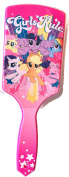 My Little Pony Girls Rule Chunky Paddle Hairbrush