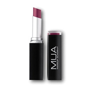 MUA Makeup Academy Colour Drenched Lip Butter - 604 Mulberry