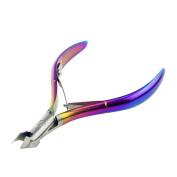 Alonea Colourful Cuticle Nipper Manicure Nail Clipper Cutter Trimmer Manicure Nail Tool