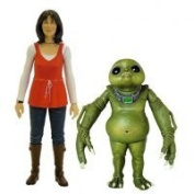 Sarah Jane Smith Adventures 5 Baby Slitheen Toy Twin Pack (Doctor Who) - Elisabeth Sladen by Sarah Jane Smith Adventures