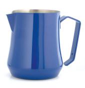 Motta 4150 Milk Jug Tulip 500 ml Stainless Steel Blue