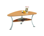 Alfa-Speed Table M451 Coffee Table 90 x 55 CM Beech Effect with Legs