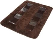 Popular Bath Elite Orb Collection - 50cm x 80cm Bathroom Rug