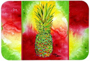 "Caroline's Treasures 8395-CMT ""Pineapple"" Kitchen or Bath Mat, 50cm by 80cm , Multicolor"