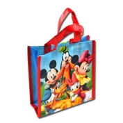 Disney Mickey Mouse Clubhouse Non-Woven Reusable Mini Party Tote Bags by UPD Inc.Label Daddy