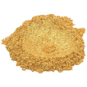24 Karat Gold / Yellow Luxury Mica Colourant Pigment Powder Cosmetic Grade Glitter Eyeshadow Effects for Soap Candle Nail Polish 120ml