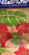 Great Lines Hawaiian Food Grade Reclosable Stand Up Zipper Bags Pouches