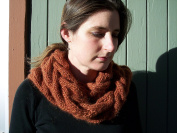 Braided Cable Cowl Knitting Pattern