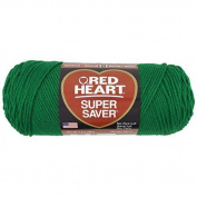 Red Heart Super Saver Yarn 0368 Paddy Green 210ml - 198g - 364yds