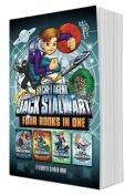 Secret Agent Jack Stalwart (Books 9-12)