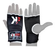 KIKFIT Gel Martial Arts Boxing Inner Gloves Hand Wraps Fist Padded Bandages MMA Muay Thai