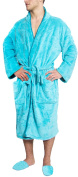 Fluffy Bertels Wellness Bath Robe Bath Towel Set with Bag and for him or her