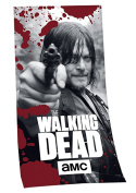 Walking Dead Daryl Bath Towel VELOUR TOWEL 75 X 150 Cm Neu Wow Cool Top - All-in-one Outlet 24 -
