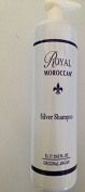 Royal Moroccan Silver Shampoo 1000ml Original Argan