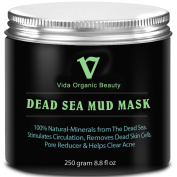 Dead Sea Mud Mask For Face & Body by Vida