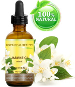 JASMINE OIL 100 % Natural 1 Fl.oz.- 30 ml. For Skin, Hair and Nail Care.