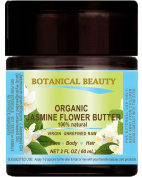 ORGANIC JASMINE OIL BUTTER 100 % Natural / VIRGIN / UNREFINED / RAW 2 Fl.oz.- 60 ml. For Skin, Hair and Nail Care.