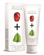 Moraz Natural Pomegranate and Polygonum Foot Cream, 80 ml