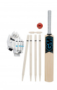 GM Children's Neon Cricket Set
