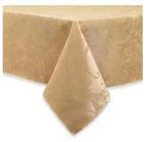 Autumn Scroll Damask Tablecloth