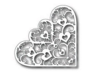 Tutti Designs Heart of Hearts Cutting Die TUTT196