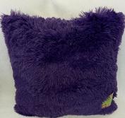 Empire Home Lovely Decorative Super Soft Throw Faux Fur Pillow Cushion (46cm x 46cm ) - Many Colours