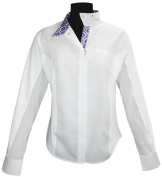 Equine Couture Women's Kelsey Long Sleeve Show Shirt