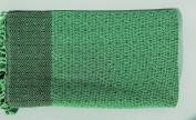 100% Cotton TURKISH TOWEL-Pestemal, Peshtamal,Hammam Towel, Beach Towel, Turkish Bath, Soft Towel, Yoga Towel, Baby Blanket, Sarong, Fouta …