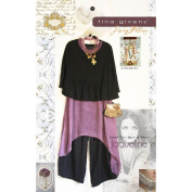 "TINA GIVENS ""JAQUELINE"" Sewing Pattern"