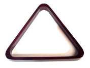 SGL Mahogany Snooker Triangle To Fit Full Size 5.2cm Size Snooker Balls