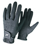 Back On Track Therapeutic Riding Gloves, Size 8
