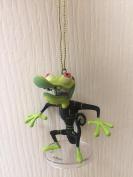 Nick Toons Nicktoons Tuff Puppy Ernie Gilbert 7.6cm PVC Figure Holiday Christmas Tree Ornament Figurine Doll Toy