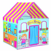 Kids Play Tent Pretend Playhouse Pop Up Portable Children Dollhouse Play House
