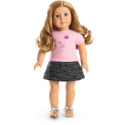 American Girl Truly Me Pale Pink & Tweed Outfit for 46cm Dolls NEW!