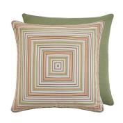 Croscill Pina Colada European Pillow Sham, 70cm x 70cm Euro Bedding