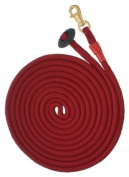 Tough 1 Rolled Cotton Lunge Line with Solid Brass Snap
