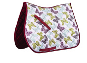 Roma Patterned All Purpose Saddle Pad