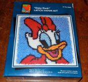 Daisy Duck Latch Hook Kit