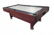 2.4m Recreational 2-in-1 Pool Billards and Air Hockey Game Table