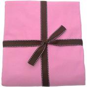 MamaDoo Kids Newborn Sheet (for 1 panel mat) - Pink Lemonade