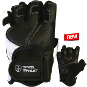 Weightlifting Gloves - Best for Workout Gym Fitness Training and CrossFit – Made for Men and Women who love Lifting Weights and Exercise