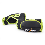 MaxxMMA Weighted Sculpting Gloves - Open Finger, 0.3kg. x 2 - FREE SHIPPING