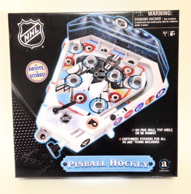 Tabletop Mini Pinball Hockey Game