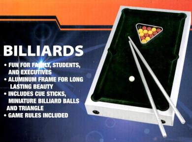 Desktop Billiards