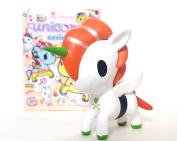 Tokidoki Unicorno Series 5 7.6cm Vinyl Collectible Toy Figure Unicorn - Wasabi Chase