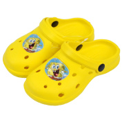 Nickelodeon® SpongeBob Official Children Kids Boys Sandals Swimming Pool Beach Slippers Shoes UK Sizes