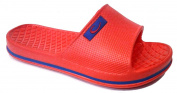 dema Boys' Slippers red red 11.5 UK Child