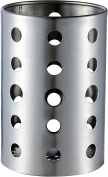 Stainless Steel Utensil Organiser Punched Hole Design Pro Chef Kitchen Tools Premium Quality All Purpose Kitchen Gadgets in White Box Perfect for Christmas Gift Giving